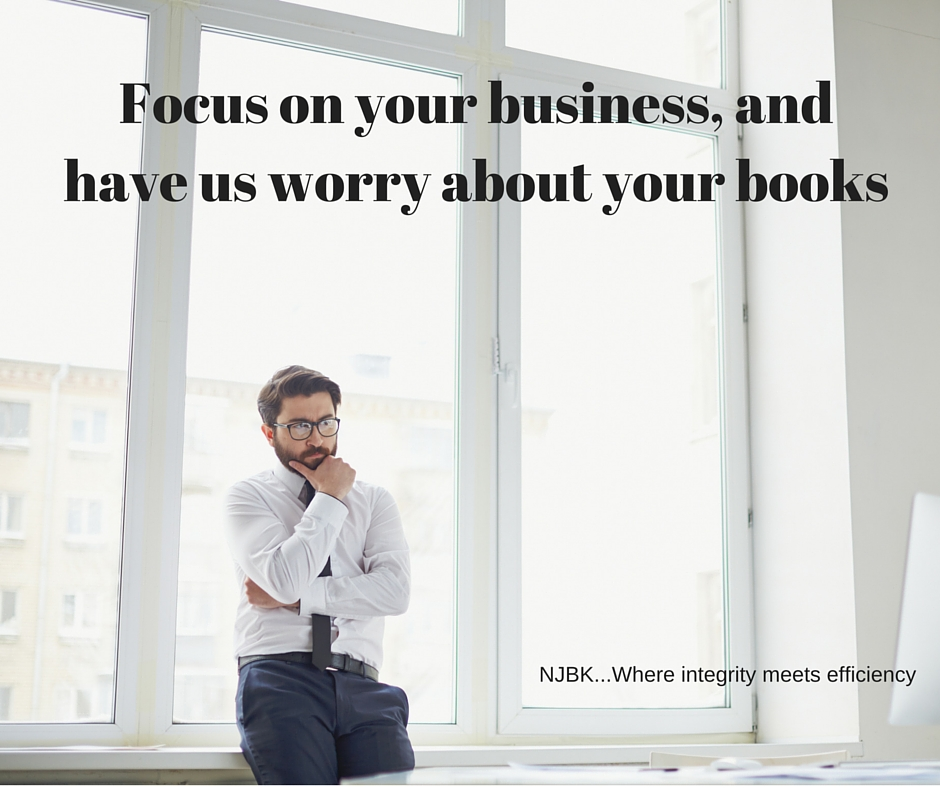 Focus on your biz