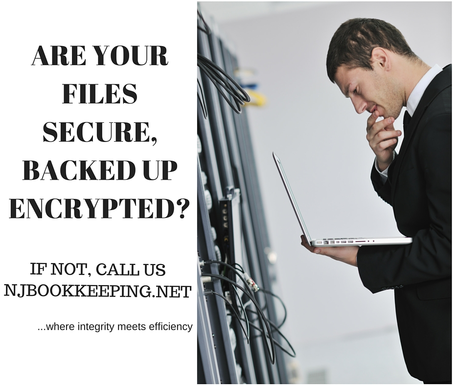 njbk ARE YOUR FILES SECURE,BACKED UP PENCRYPTED-